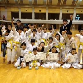 11/10 読売新聞杯北海道空手道選手権大会