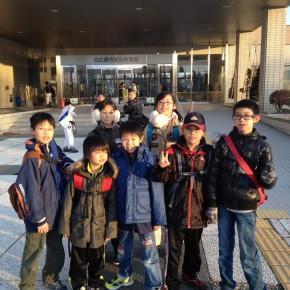 11/25 はまなす杯第7回全国中学生空手道選抜大会 北海道予選大会