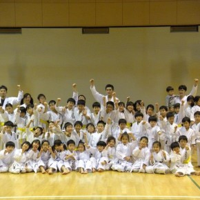 12/23 稽古納め&クリスマス会
