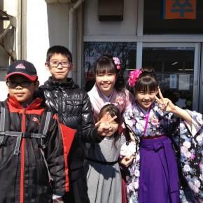 3/19 卒業式&3/21 屯田児童会館練習会