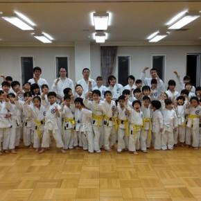 4/12 一般合同練習会