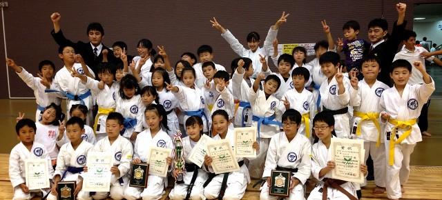 9/21 スポーツ少年団空手道交流大会