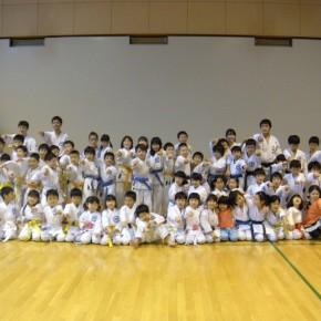 12/22 稽古納め&クリスマス会納会